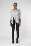 Marissa top Grey Front 2