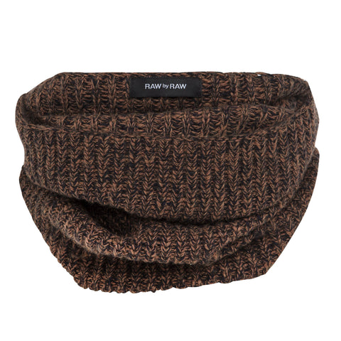 Mischa Ribbed Snood neck warmer