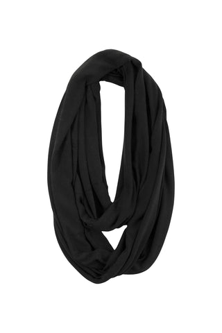 Oxford Infinity Scarf - fine textured wool blend