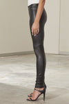 Kristie italian leather legging
