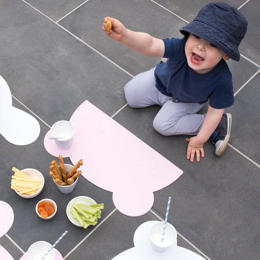 Bear Placemats, We Might Be Tiny Placemats, BPA Free, Silicone Non-Slip, Buy at Thistle & Roo.
