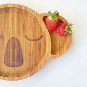Karri the Koala, Bamboo Plate by Emondo Kids, Buy at Thistle & Roo