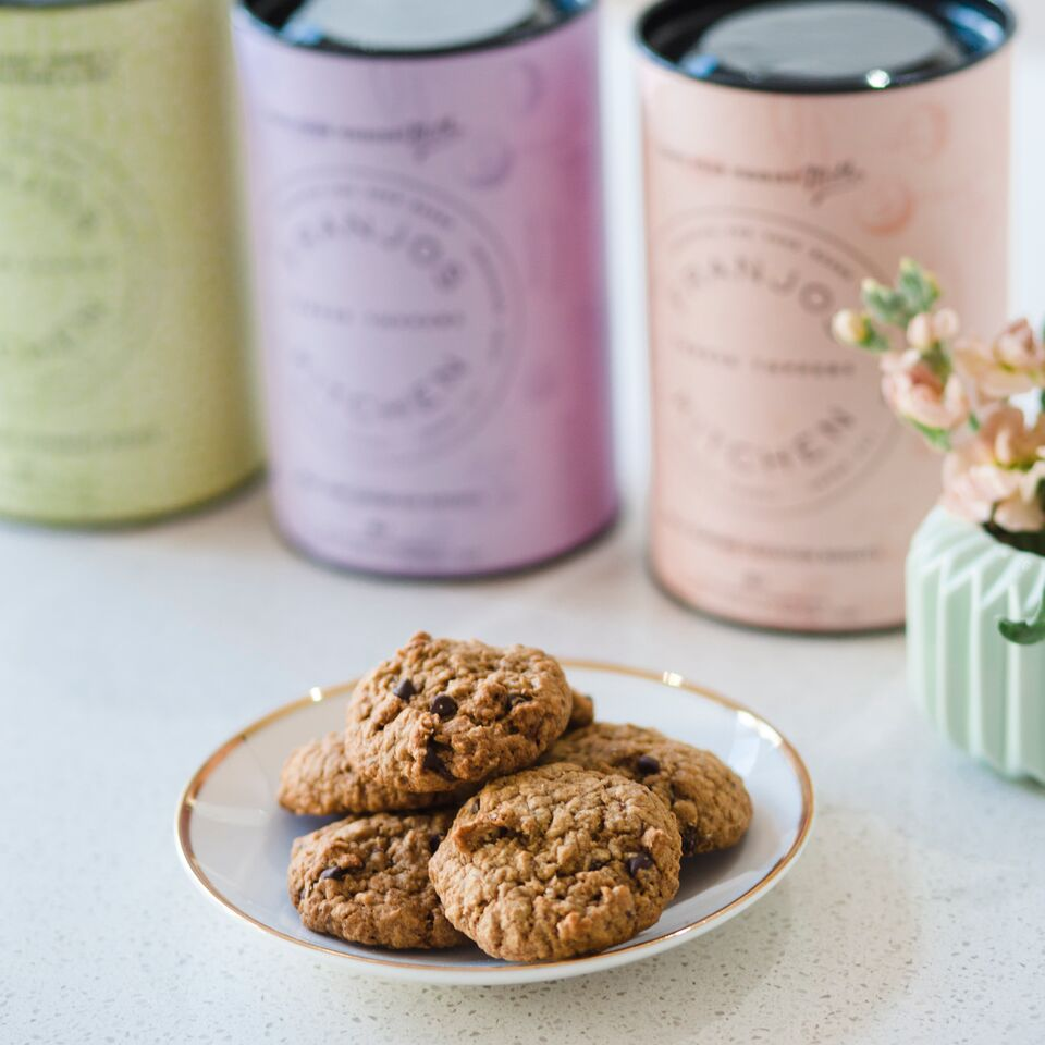 Franjos Kitchen Lactation Pregnancy Biscuits and Cookies buy at Thistle & Roo Perth