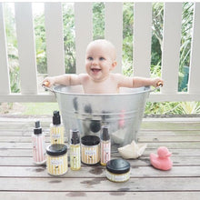 Bath time fun thanks to Little Bairn. Buy at Thistle & Roo.