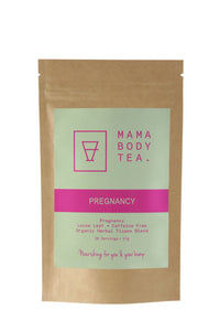 Pregnancy Organic Herbal Tea Blend, Caffeine Free, Loose Leaf buy at Thistle and Roo