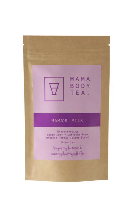 Mama's Milk Organic Herbal Tea to Support Breastfeeding buy at Thistle & Roo