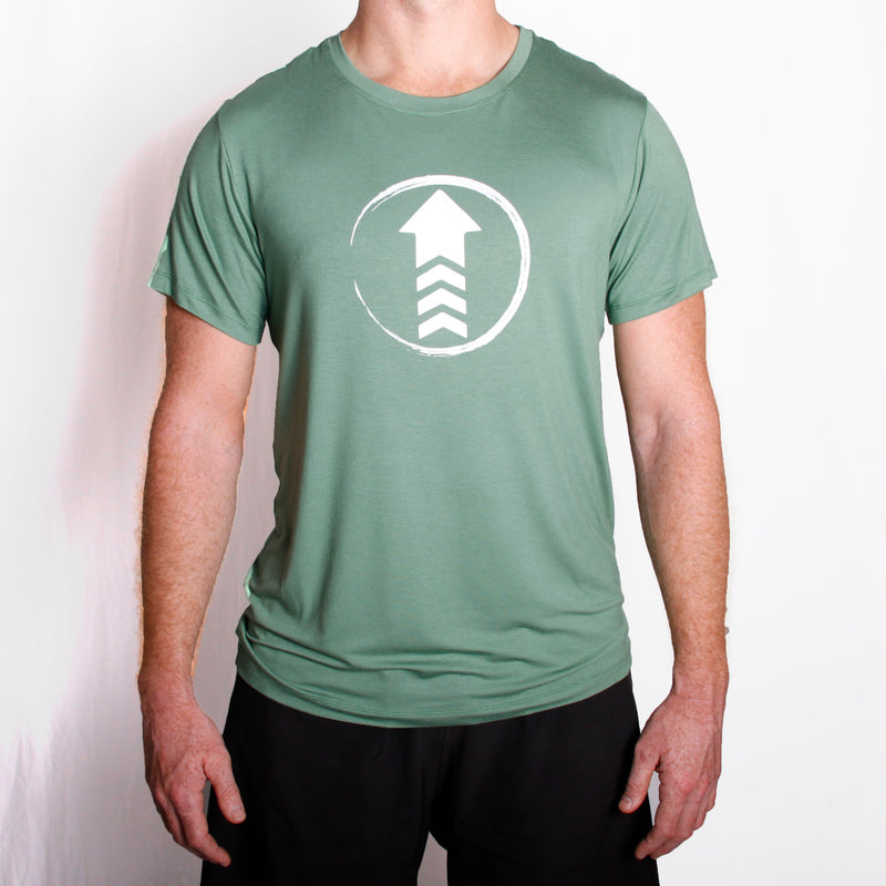 Sorft, comfortable sports clothes. Bamboo, made in Australia.