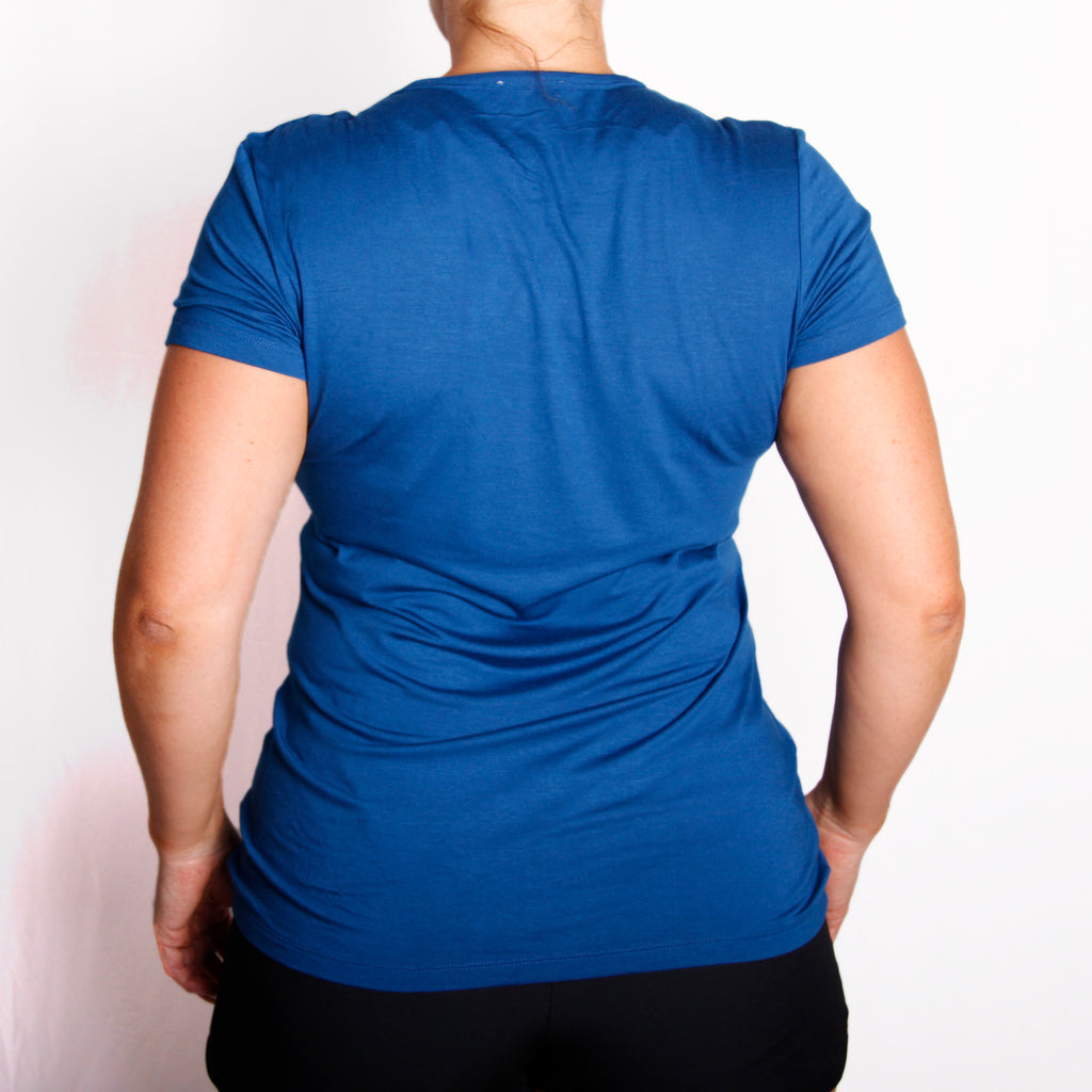 Soft, comfortable sports clothes. Bamboo exercise clothing, Australian made apparel.