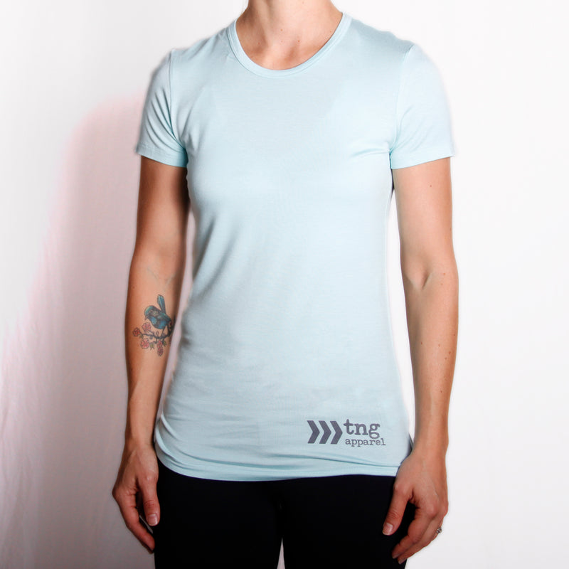 Soft, comfortable sports clothes. Bamboo clothing, Australian made apparel.
