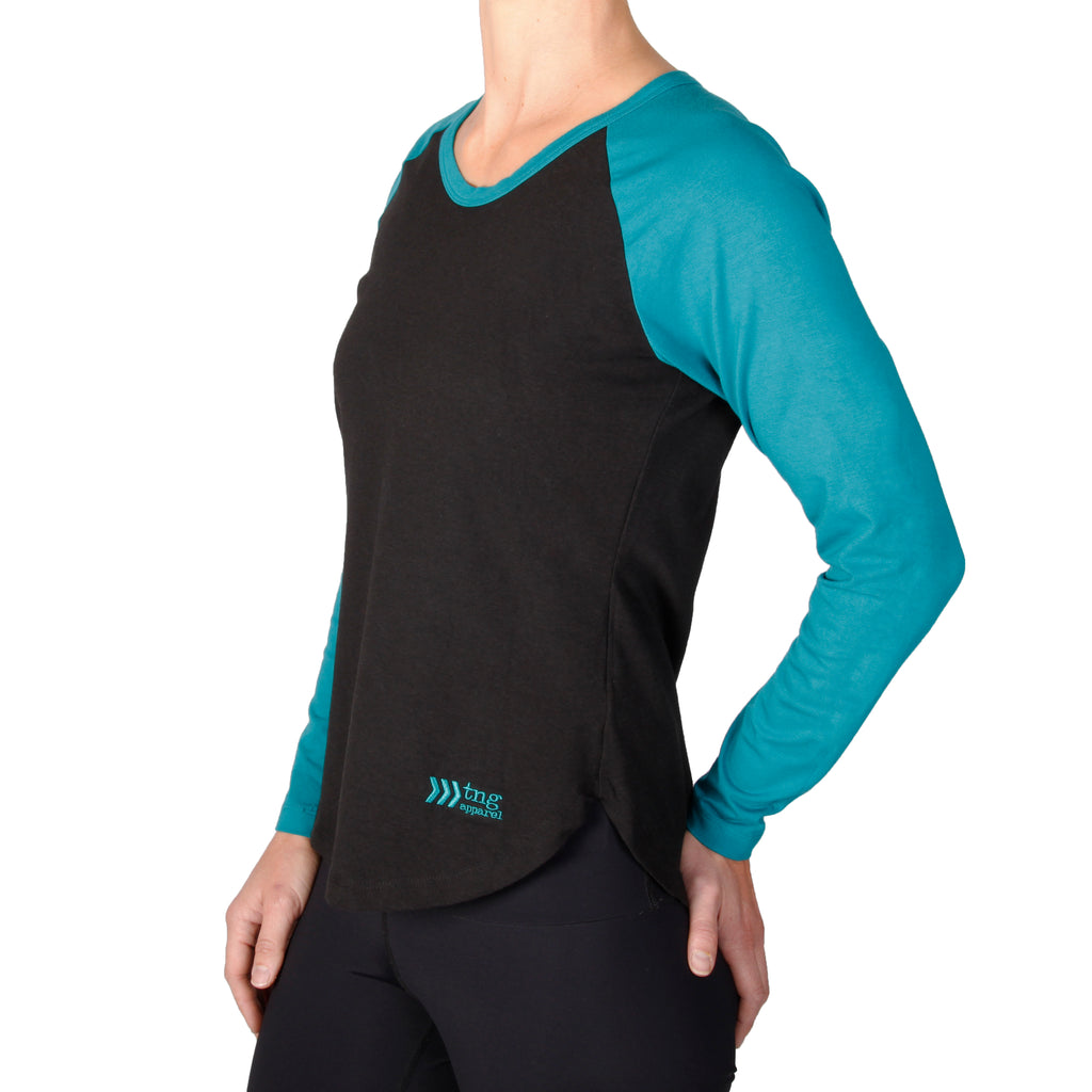women's sportswear, gym gear for women, clothing made in Australia, winter workout clothes