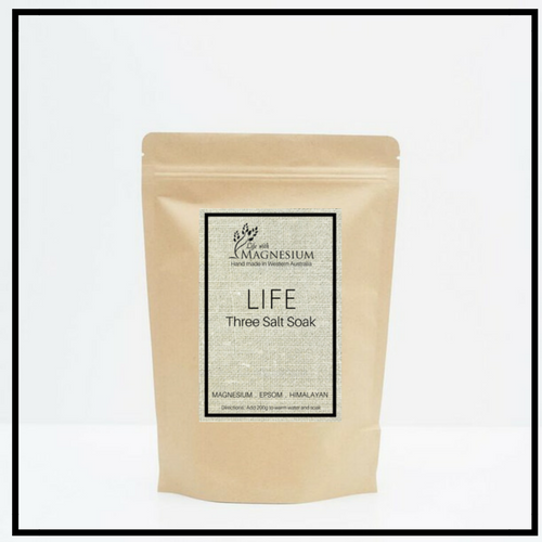 Life Three Salt Soak