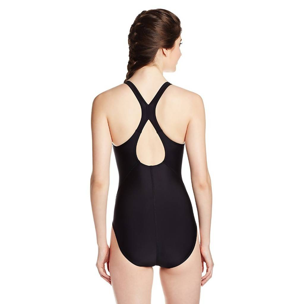 SPEEDO AF ESSENTIAL PULLBACK - BLACK/WHITE