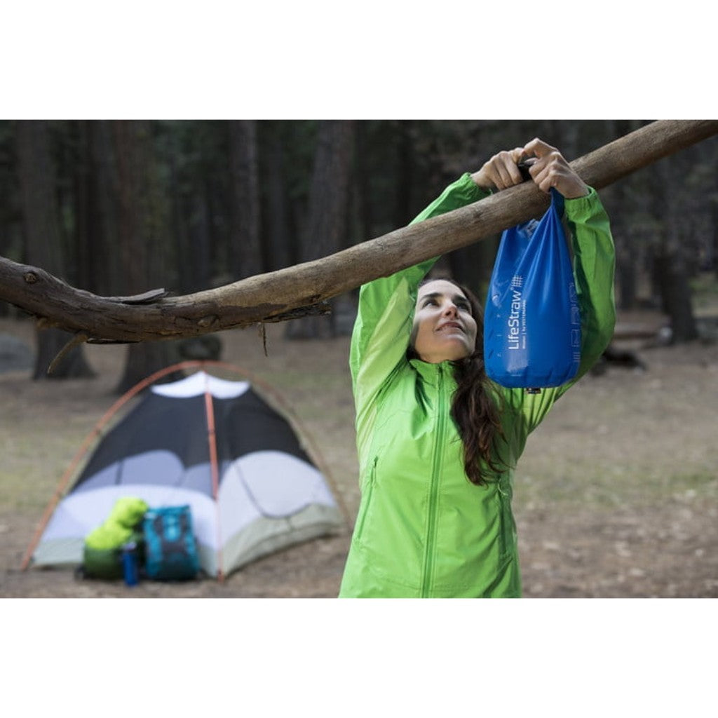 LIFESTRAW MISSION 12L - BLUE
