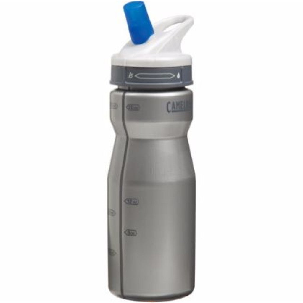 CAMELBAK PERFORMANCE BOTTLE 0.65L - SILVER