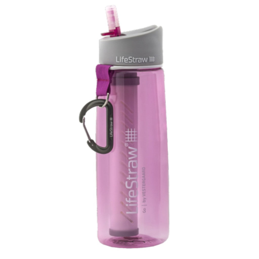 LIFESTRAW GO WATER BOTTLE 2 STAGE 650 ML