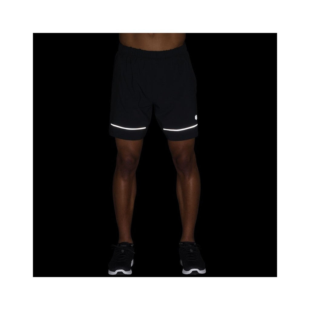 LITE-SHOW 7IN SHORT - PERFORMANCE BLACK