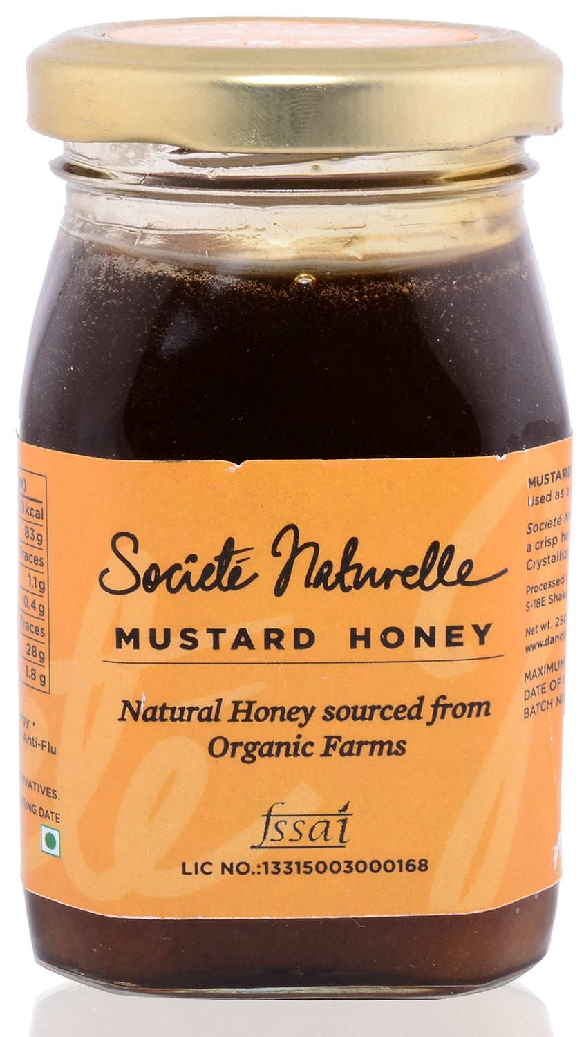 Natural Honey 250Gms