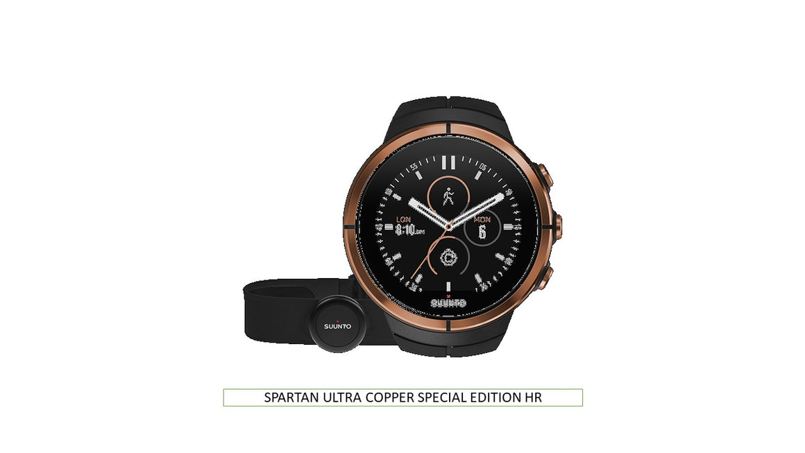 SPARTAN ULTRA COPPER SPECIAL EDITION HR