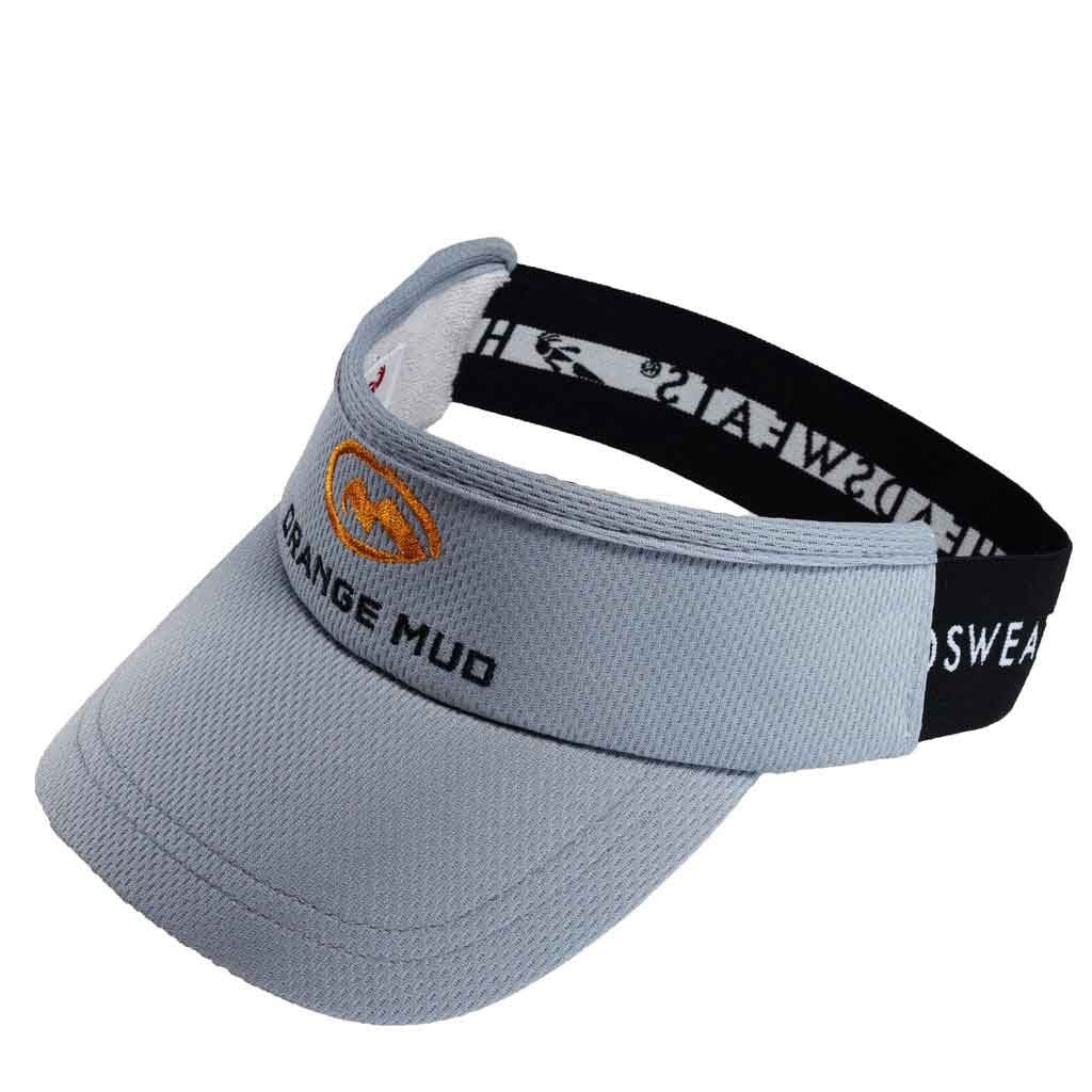 Orange Mud Logo Boco Gear Visor