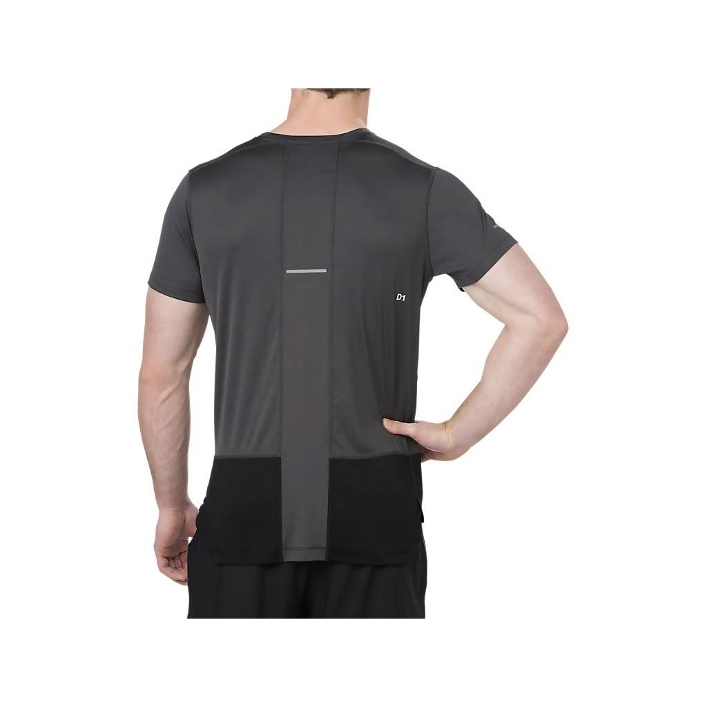 ASICS TEE - DARK GREY