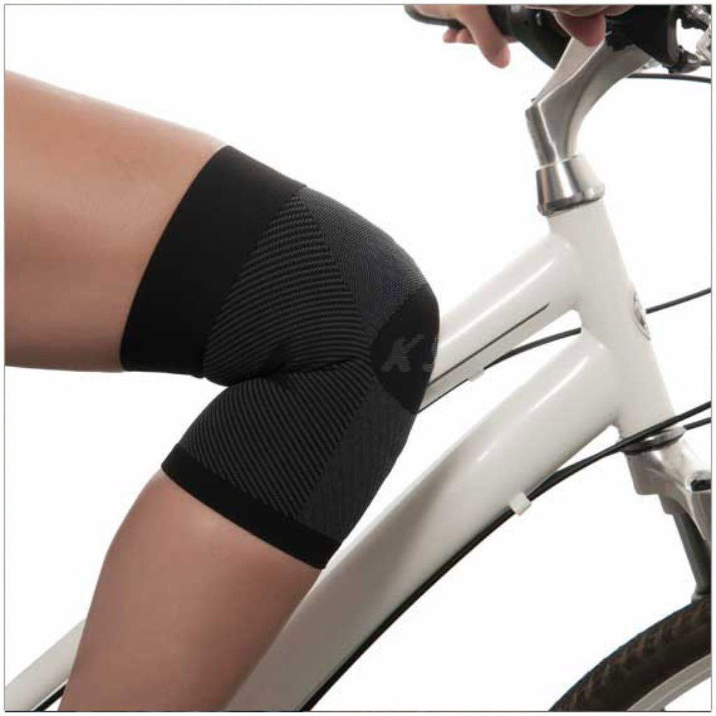KS7 Compression Knee Sleeve (SINGLE)