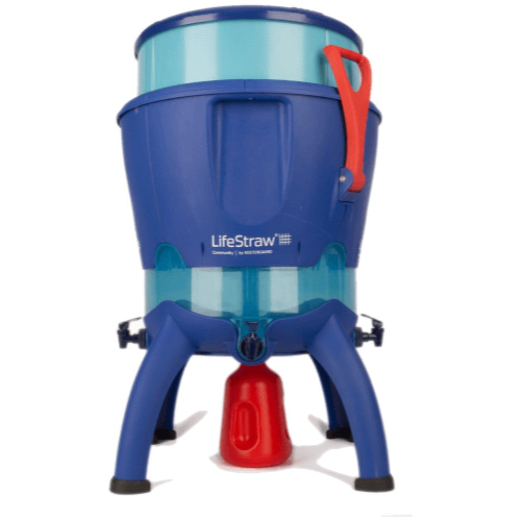 LIFESTRAW COMMUNITY 25 L - BLUE/CLEAR
