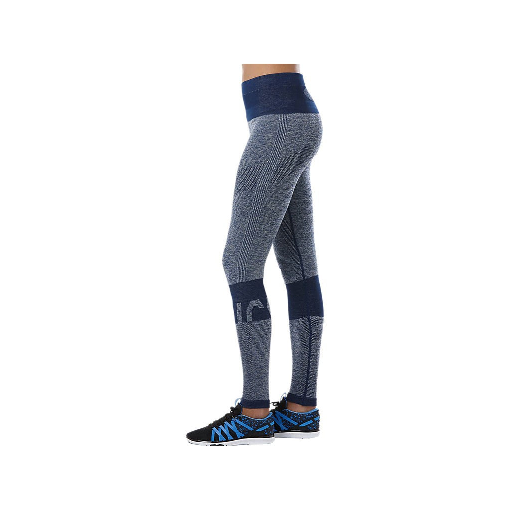 SEAMLESS TIGHT - INDIGO BLUE