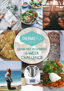 Grain-Free Vegetarian 6-Week Group Challenge + BONUS WORKOUT GUIDE - Starts Oct 27
