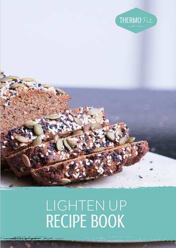 'Lighten Up' Recipe Ebook