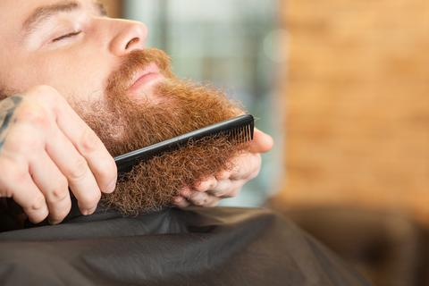 Why you need to comb your beard