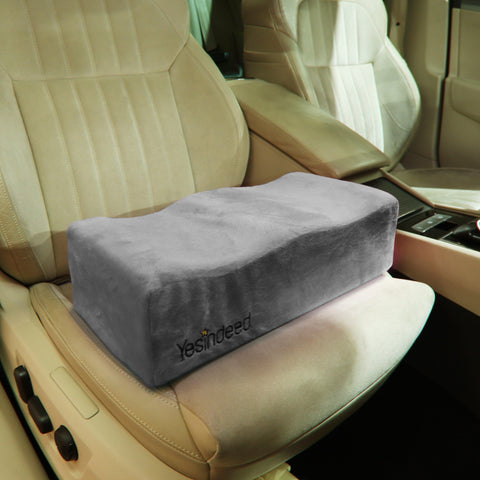 Brazilian Butt Lift Pillow – Post Surgery Recovery Seat - Grey