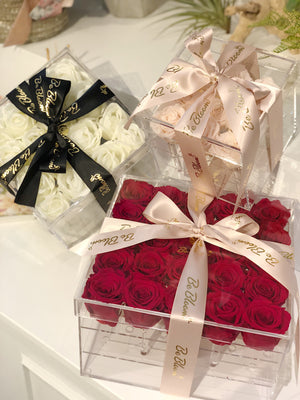 """Pure Love"" Rose Box"