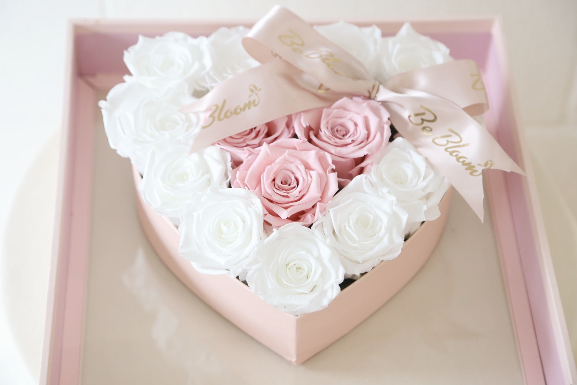 """SweetHeart"" Eternal Rose Box"
