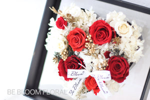 """MyHeart"" Eternal Rose Box"