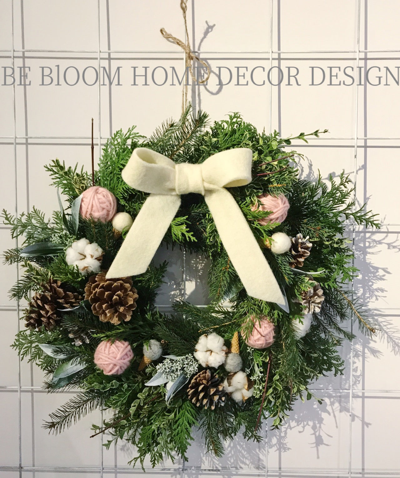 Christmas Wreath - 50cm