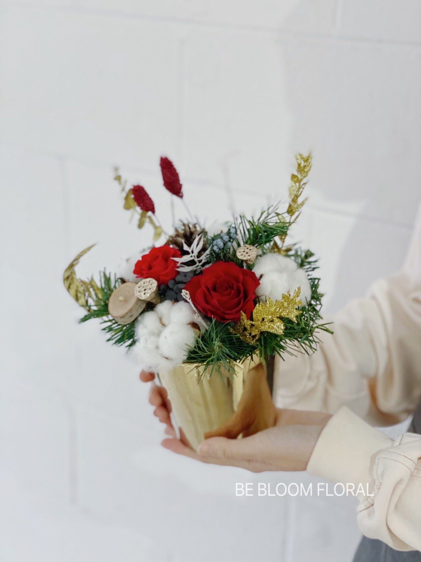 Preserved Flower Christmas Special