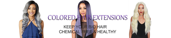 Best colored hair bundles with lace closure Brazilian hair for sale
