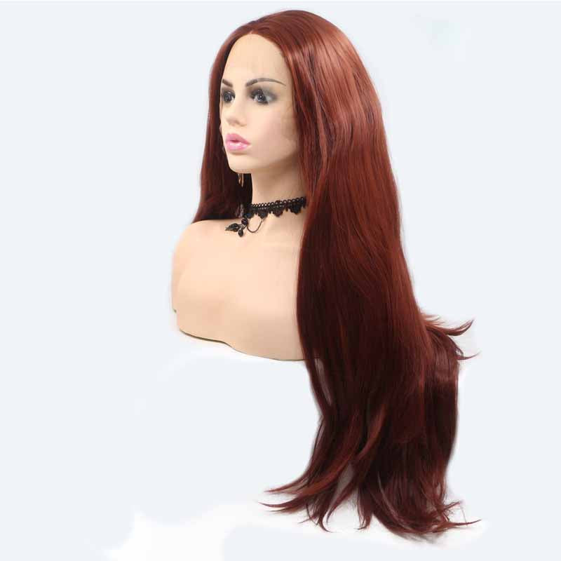 99j synthetic lace wig