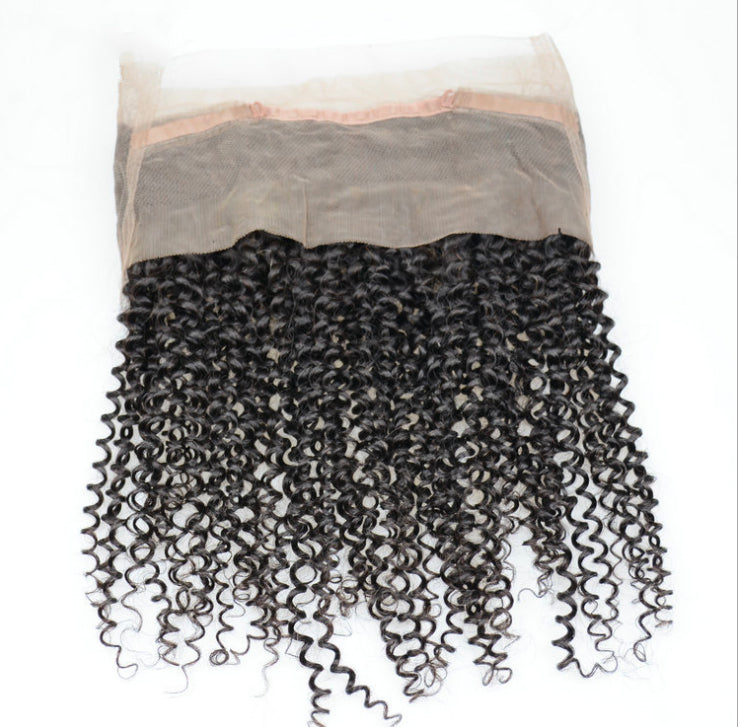 360 lace frontal free part