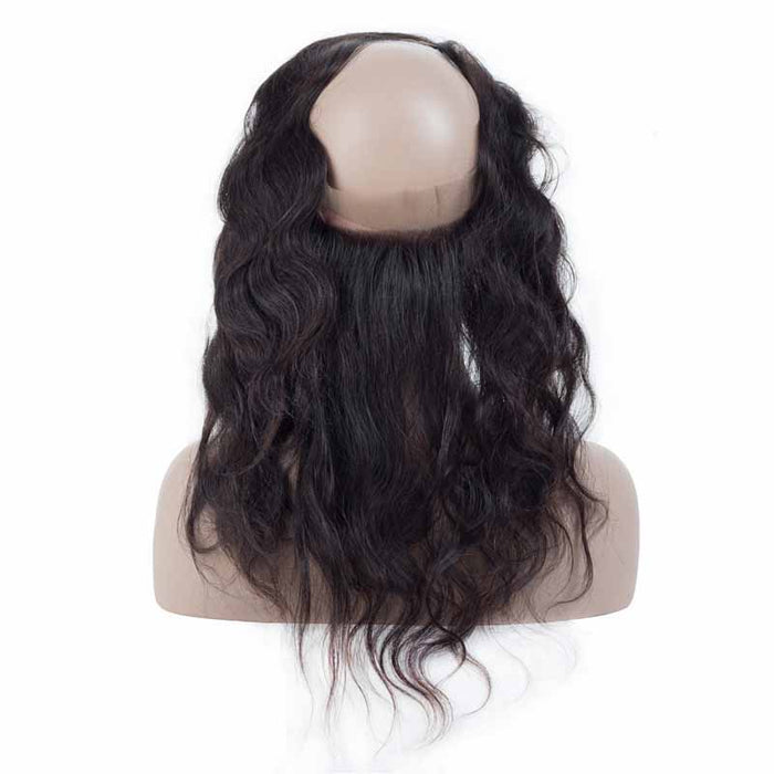 360 lace frontal brazilian body wave