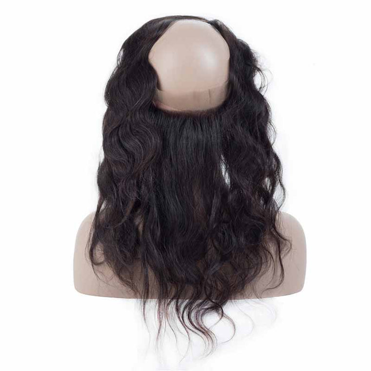 Surprisehair Best Body Wave 360 Lace Frontal with Baby Hair