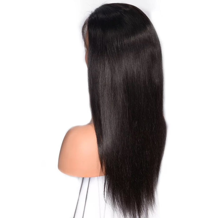 best kinky straight full lace wig