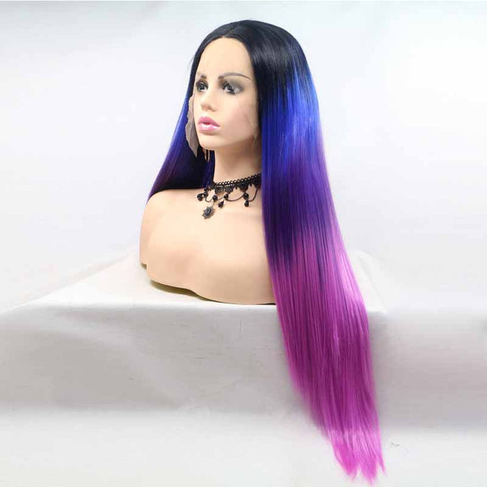 Synthetic hair wigs for women