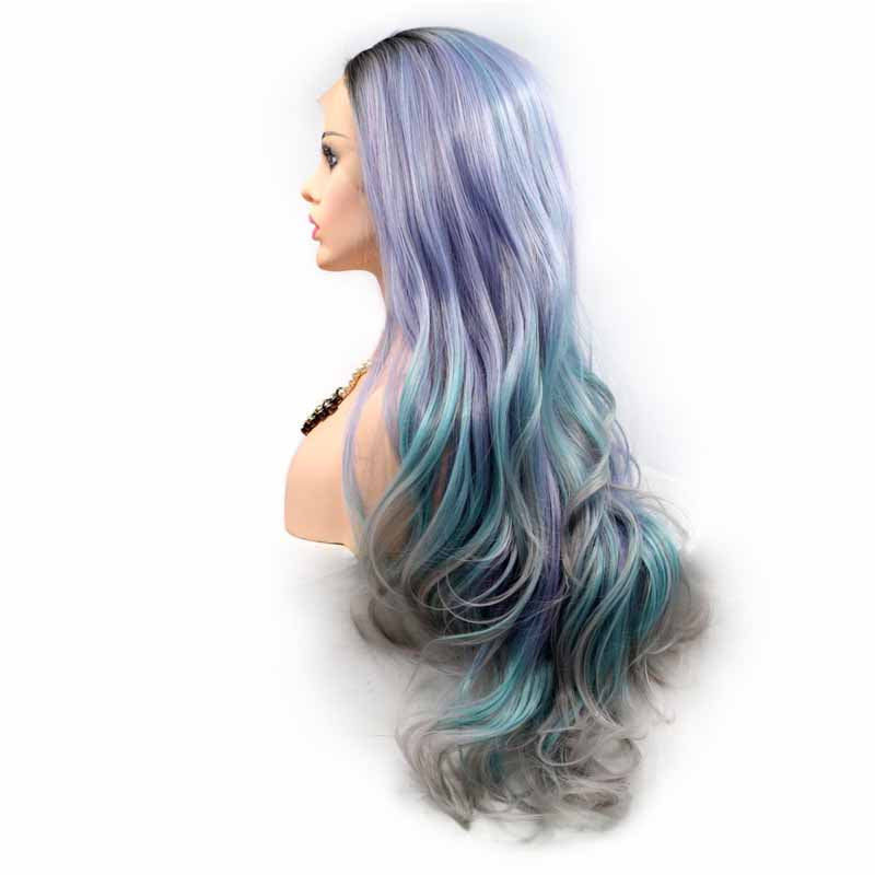 synthetic hair dye for wigs