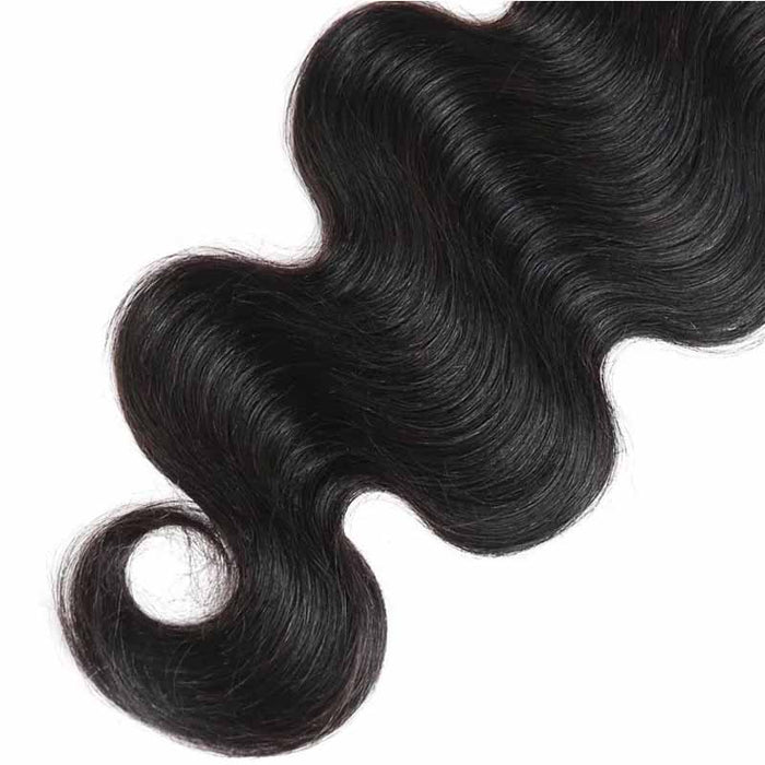 Free Part Body Wave Lace Closures Human Hair