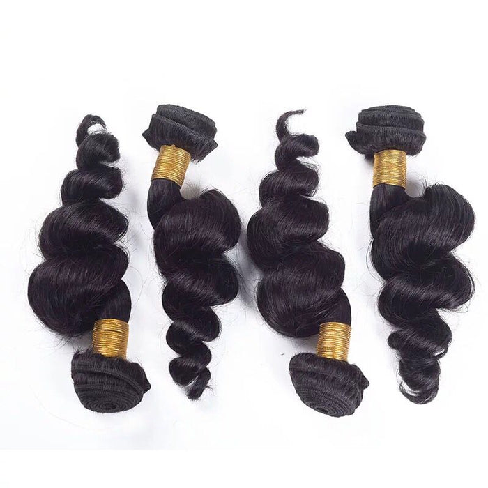 loose wave brazilian virgin remy human hair