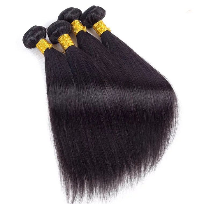 straight brazilian hair images