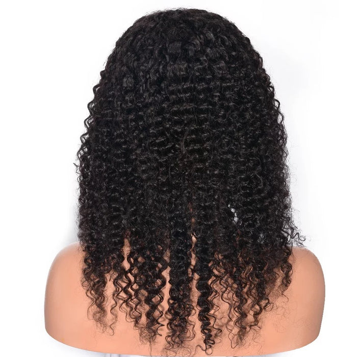 best kinky curly full lace wig