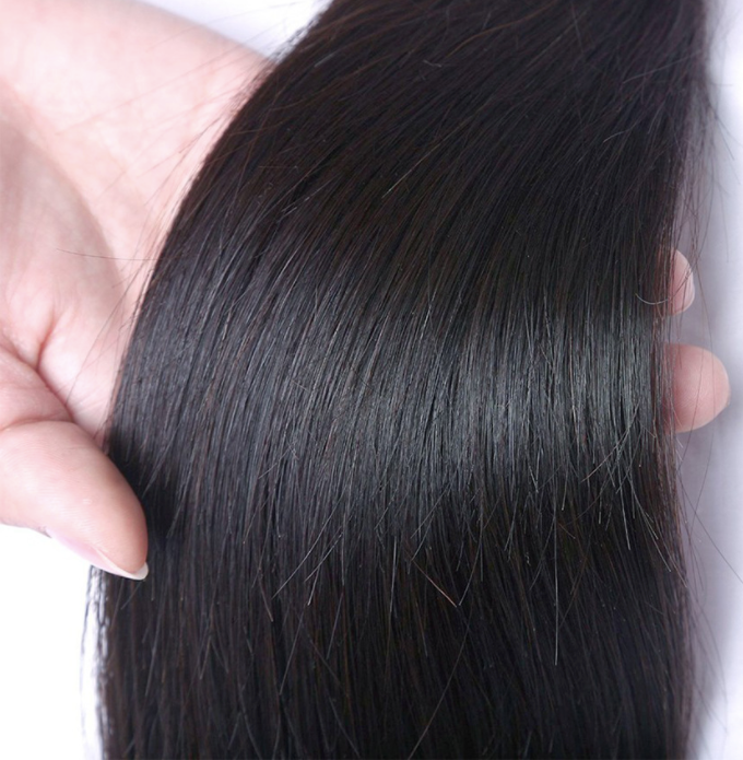 4 brazilian hair bundles straight