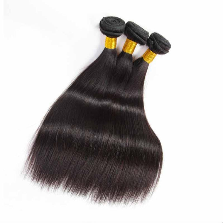 Surprisehair 10A Cheap Virgin Human Hair Thick Straight Hair Bundles